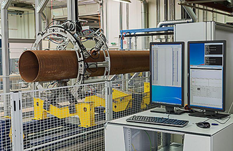 ROSEN - Spotlight on Non-Destructive Testing Systems