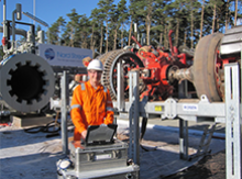 Image ROSEN successfully completes Nord stream pipeline inspection
