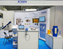 Image ROSEN Group exhibiting at EuroMining in Tampere / Finland