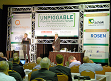 Image ROSEN AT THE UNPIGGABLE PIPELINE SOLUTIONS FORUM IN HOUSTON, TEXAS