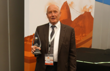 Image ROSEN Group Wins ASME Global Pipeline Award 2015