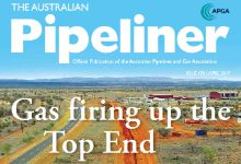 Image ROSEN featured in The Australian Pipeliner