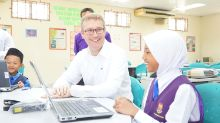 Image ROSEN Donates Computers to Support Online Teaching and Learning Program