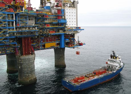 Image Corrosion Management System for a North Sea Aging Asset Operator