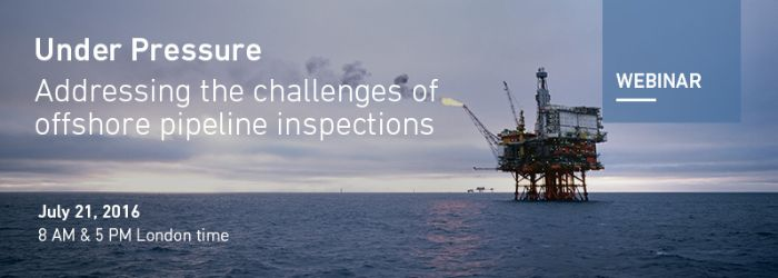 Image Webinar: Offshore Inspection Challenges