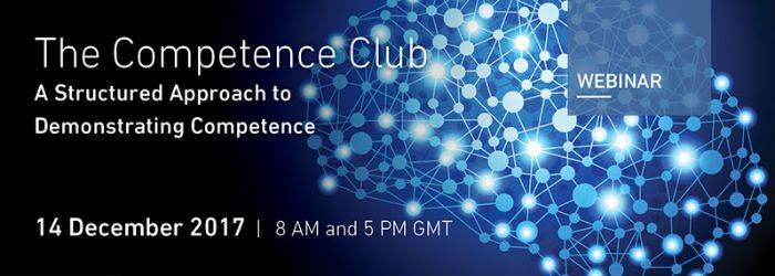 Image Webinar: The Competence Club