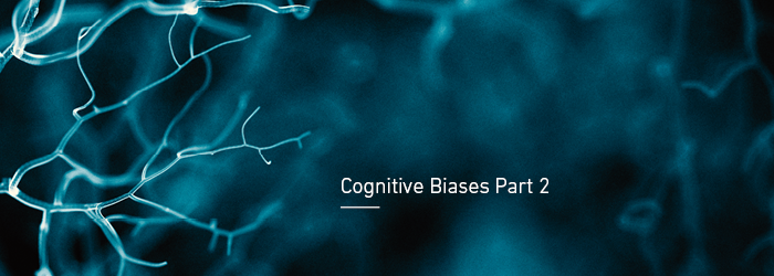 Image Cognitive Biases #2 – Thomas Bayes and the Confirmation Bias