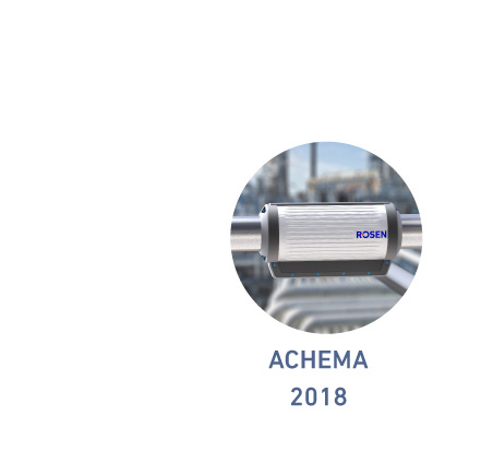 Join us - ACHEMA 2018