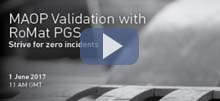 Webinar: MAOP Validation with RoMat PGS
